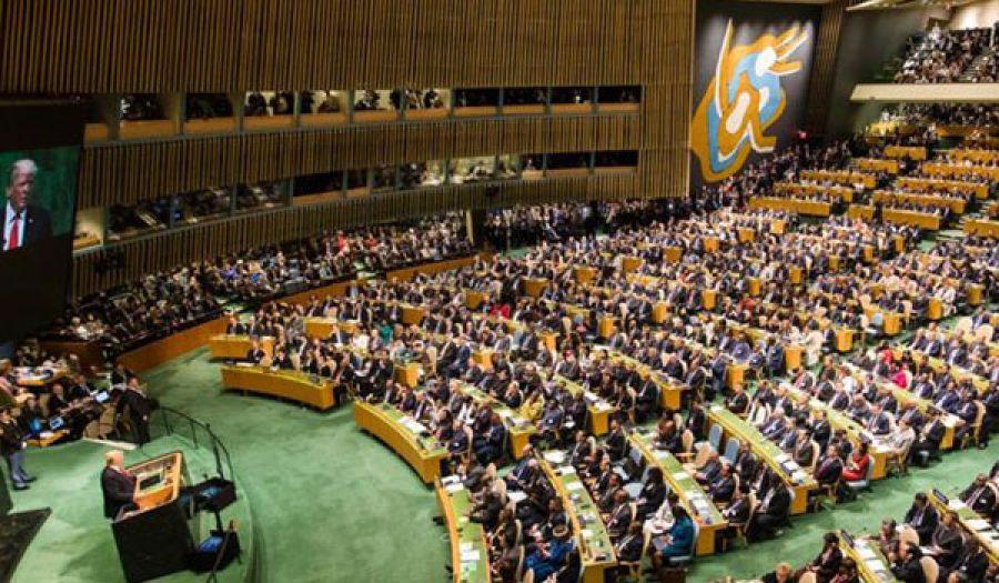 ازدواجية موقف الأمم المتحدة بين انتفاضتين، لماذا؟