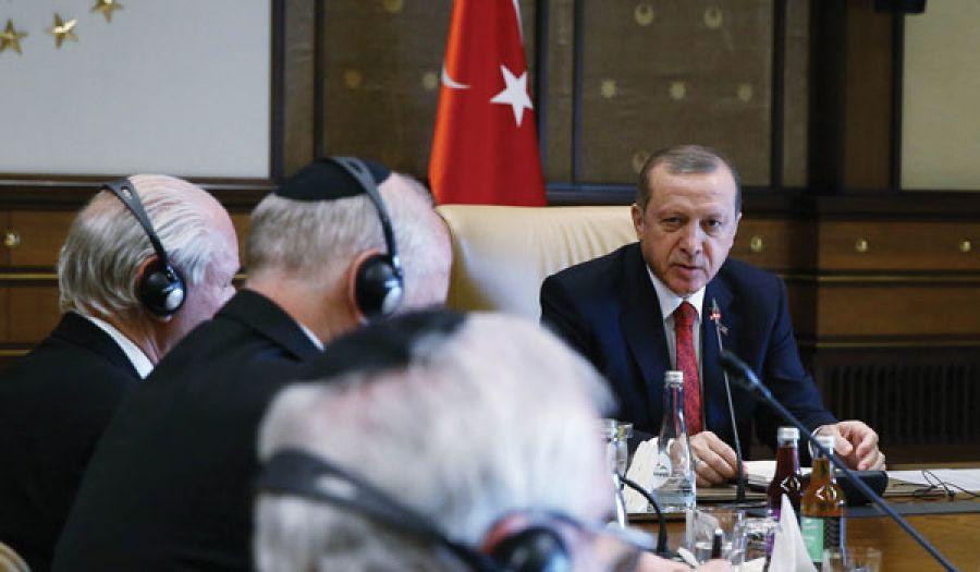 هل غاية رفع الحصار عن غزة  تبرر وسيلة التطبيع التركية؟ بقلم: الدكتور ماهر الجعبري*