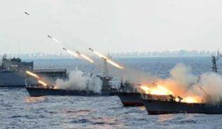 روسيا والصين تجريان مناورات بحرية مشتركة في المتوسط