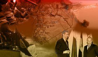 المشهد السوري بعد التدخل الروسي