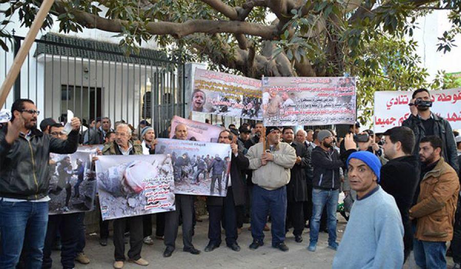حزب التحرير في ولاية تونس  يستنهض جيوش المسلمين لنصرة أهل الغوطة
