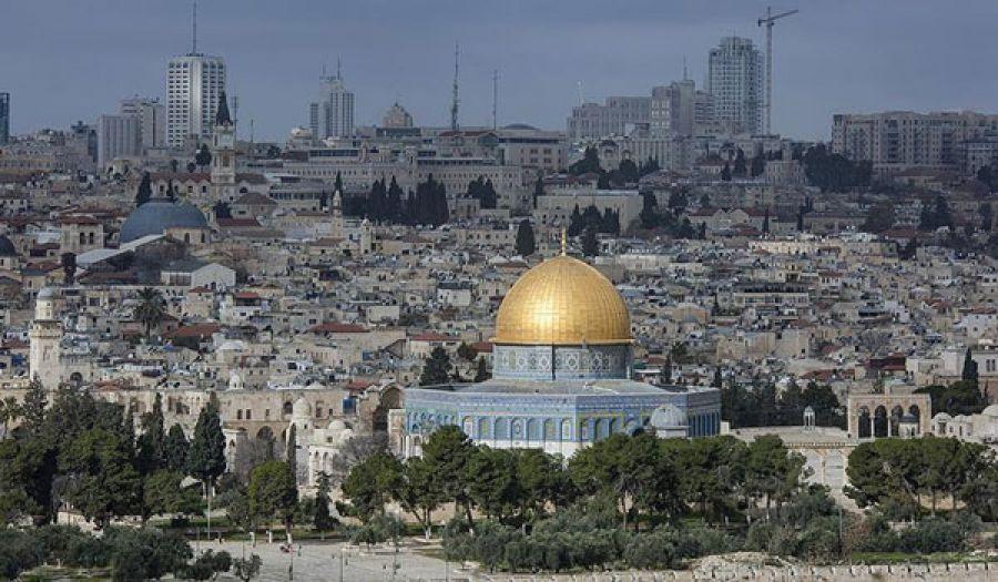 بل القدس ستكون عاصمة الخلافة الراشدة الثانية وعقر دارها