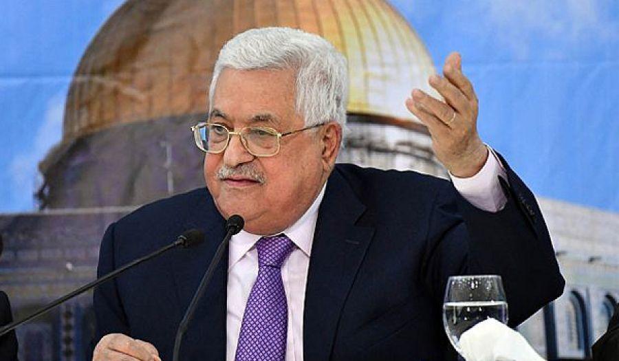 عباس يواصل انسلاخه عن الأمة الإسلامية
