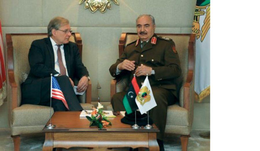 ليبيا بين أنياب الذئاب