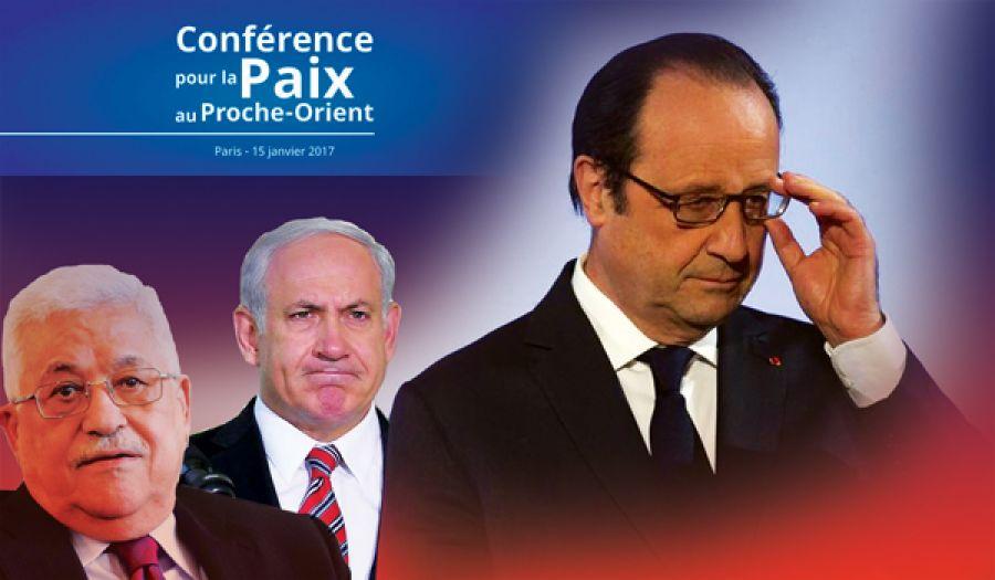 مؤتمر باريس للسلام... سرابٌ يحسبه المفاوضون ماءً!