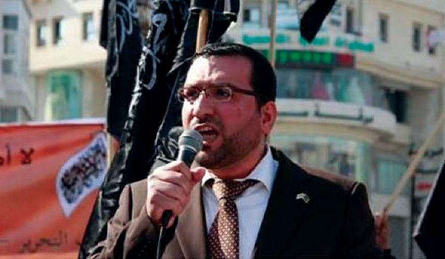 السلطة الفلسطينية تختطف الأستاذ علاء أبو صالح  عضو المكتب الإعلامي لحزب التحرير في الأرض المباركة فلسطين