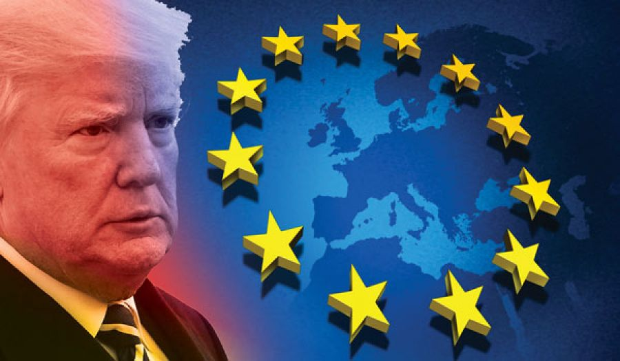 هل ما زالت أمريكا حريصة على بقاء أوروبا موحدة؟