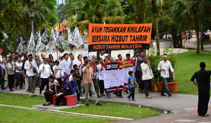 الافتراء على حزب التحرير في ولاية صباح – ماليزيا