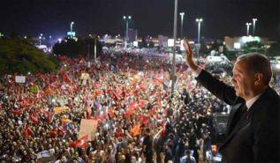 """حزب الشعب الجمهوري: أردوغان دبر """"انقلابا مدنيا"""""""