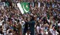 عندما يدعو نظام باكستان للاحتجاج تعبيرا عن التضامن مع أهل كشمير  فماذا يفعل العجزة؟!