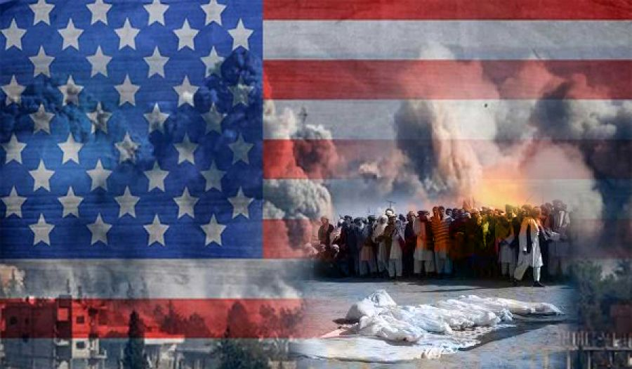هل تخشى أمريكا من افتضاح أمرها وانكشاف مجازرها في أفغانستان؟