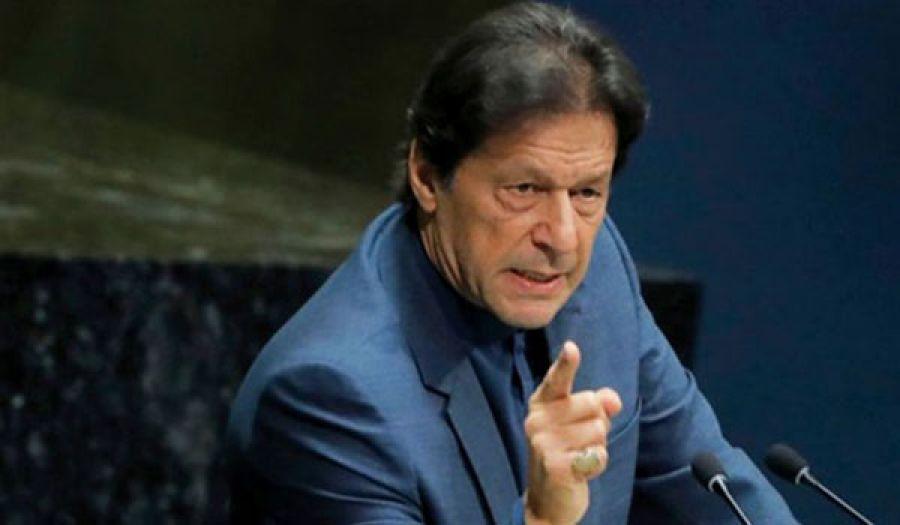 النظام الباكستاني بقيادة عمران خان  يسعى بكل قوة إلى تطبيع العلاقات مع الهند المجرمة!