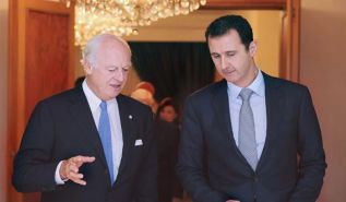 جولة دي ميستورا الأخيرة في سوريا