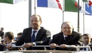 زيارة هولاند إلى الجزائر: زيارة تفقدية لمستعمرة تابعة