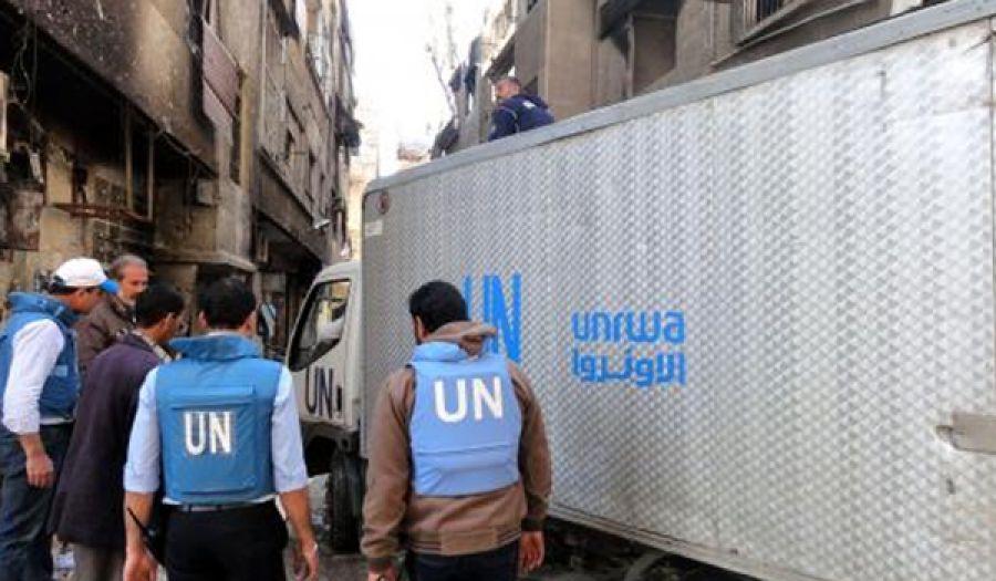 أزمة وكالة الغوث المالية حلقة جديدة  في مسلسل التآمر على قضية فلسطين
