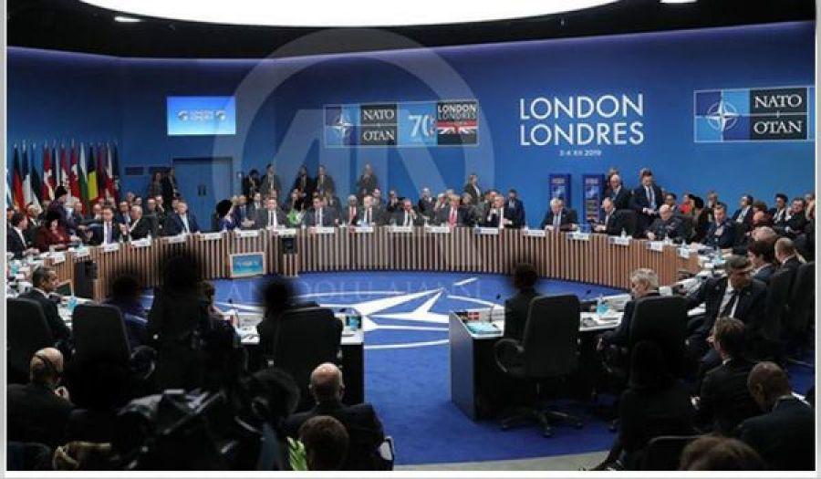اجتماع حلف الناتو في لندن والملفات الشائكة