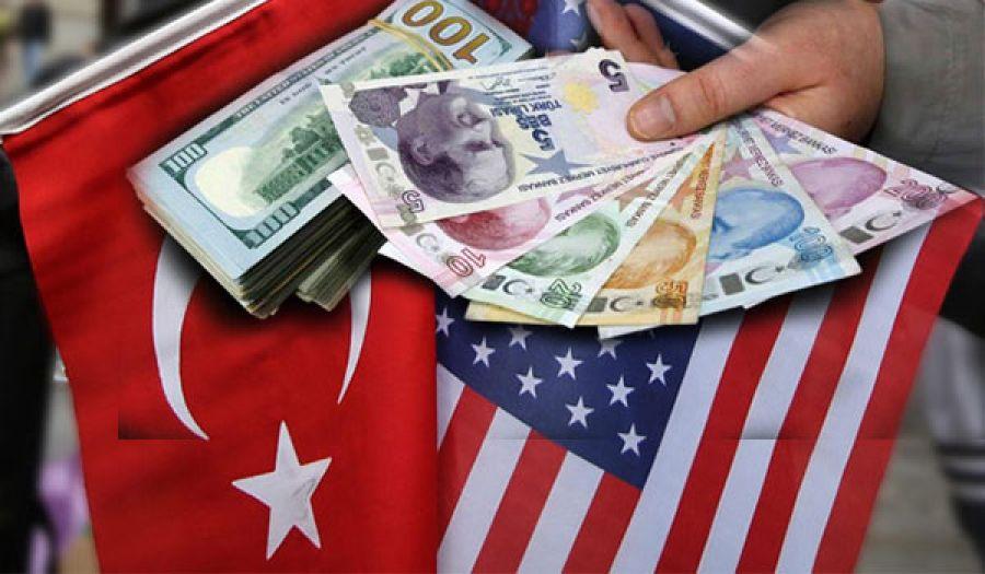 العلاقات الأمريكية التركية في ظل الهبوط السريع لليرة التركية