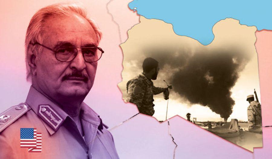 جواب سؤال أبعاد حملة حفتر على الجنوب الليبي