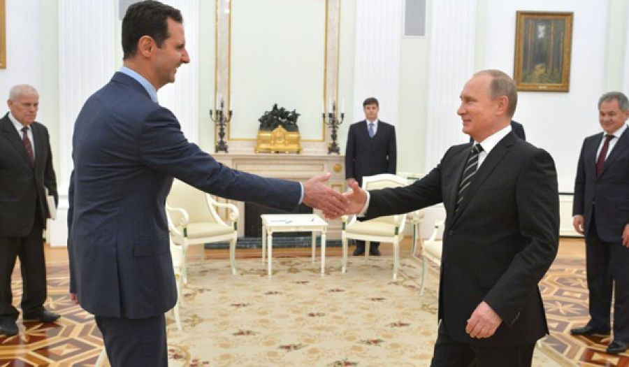 الحل السياسي هو لإنقاذ بشار ونظامه من براثن الثورة