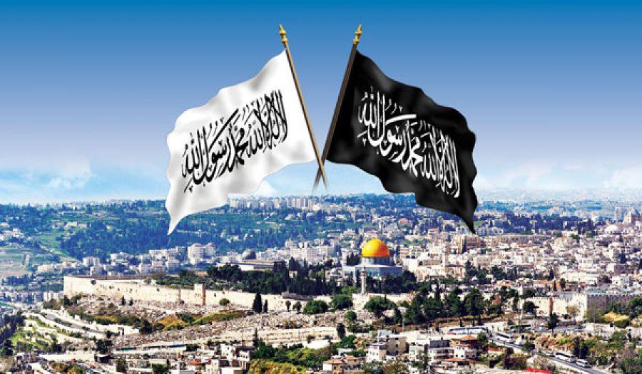 فلسطين تحررها الخلافة وجيوش المسلمين وليس الزيارات التطبيعية والمؤتمرات الخيانية