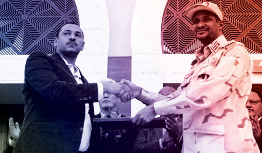 إعلان الاتفاق السياسي في السودان لا يعالج قضايا البلاد بل يعقدها