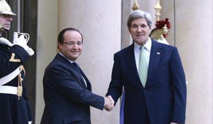 مصادر دبلوماسية في باريس: ضغوط أمريكية على باريس  لتجميد حراكها في مجلس الأمن حول فلسطين