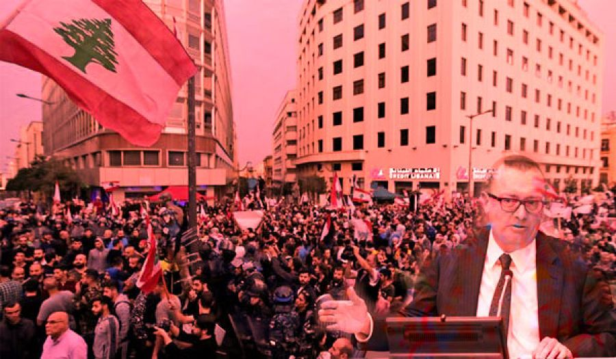 أمريكا... والحراك في لبنان