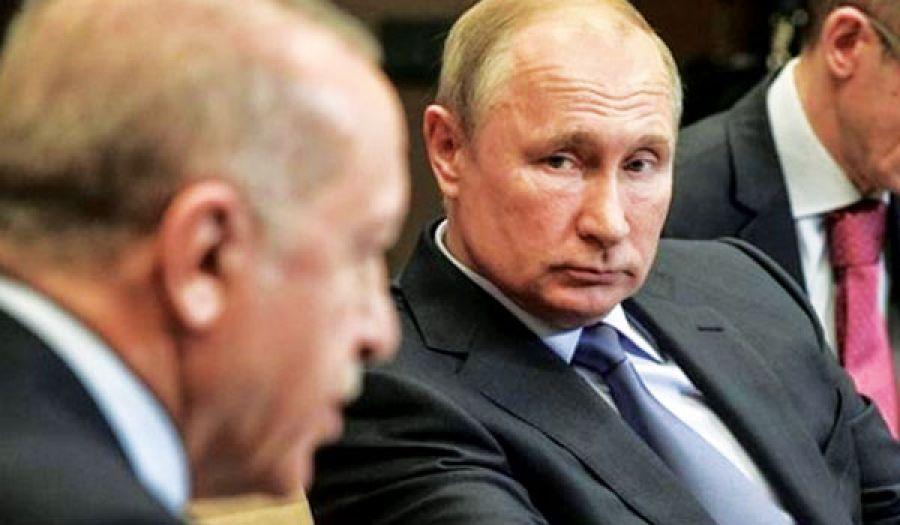 ما هو دور تركيا وروسيا في ليبيا ولحساب من؟