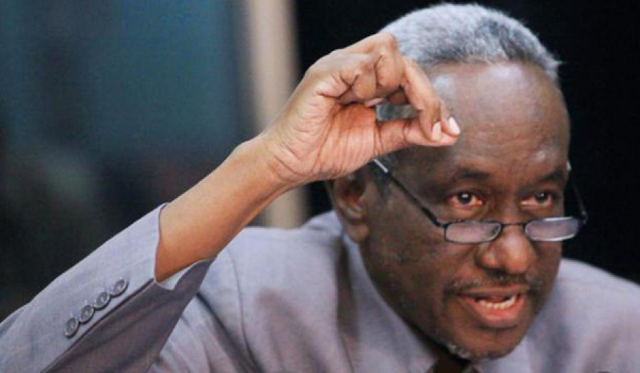 زَفَراتُ نائب أول سابق لرئيس الجمهورية السودانية