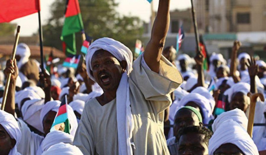 خلاص السودان فقط بالإسلام!