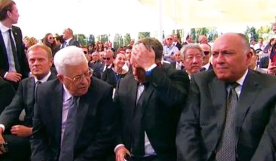 التعزية في المجرم شمعون بيريز والمشاركة في جنازته شرعنة للاحتلال وجرائمه