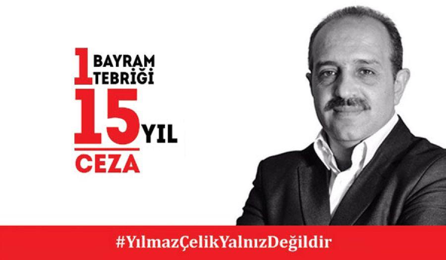 النظام التركي يحكم على يلماز شيلك بالسجن الفعلي 15 سنة