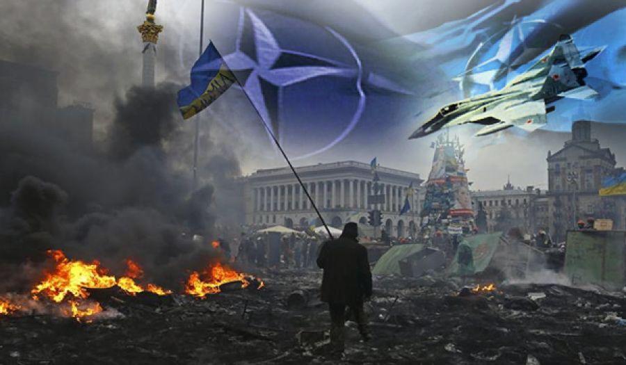 نظرة في موقفي كل من أمريكا والدول الأوروبية حيال أزمة أوكرانيا