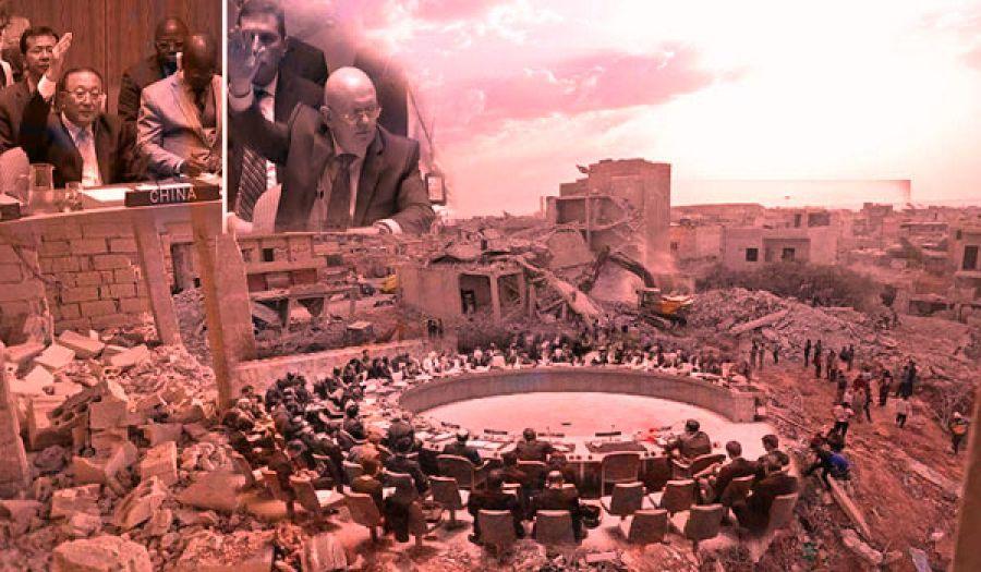 ثورة الشام بين قمة ثلاثي الإجرام  واجتماع الذئاب في مجلس الأمن