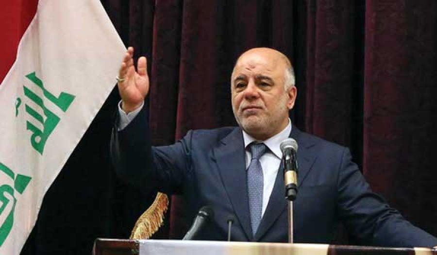 العبادي: انسحاب القوات العراقية من الرمادي لم يكن مبررا