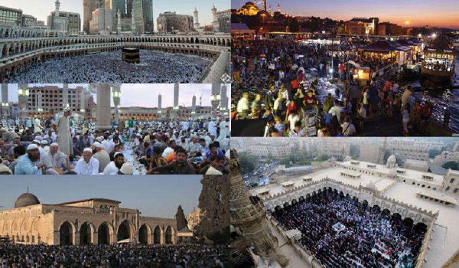 العيد؛ مشعرٌ عظيمٌ يُذكّرُنا بِوحدة أمة الإسلام..