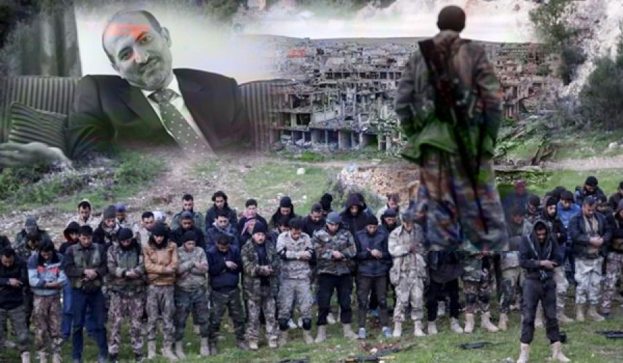 حاضنة ثورة الشام تمزق الأقنعة وتزيل الغشاوة وتتلمس طريق انتصارها