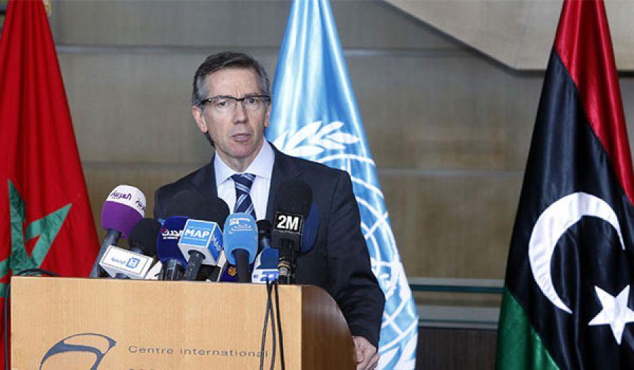 """أضواء على """"الحل"""" المقترح للأزمة الليبية"""