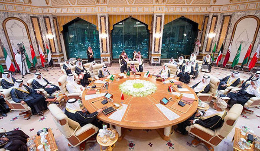 قمم حكام آل سعود الثلاثية الأمريكية