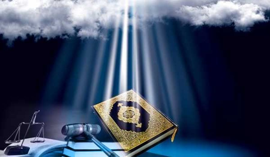 الخلافة وحي من الواحد الديان.. وليس نتاج العقول والأذهان