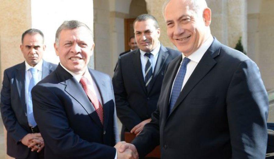 ملك الأردن وحل الدولة الواحدة