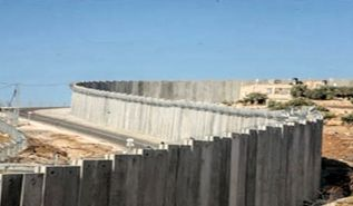 الجدار العازل مع الأردن: دوافع وأهداف كيان يهود