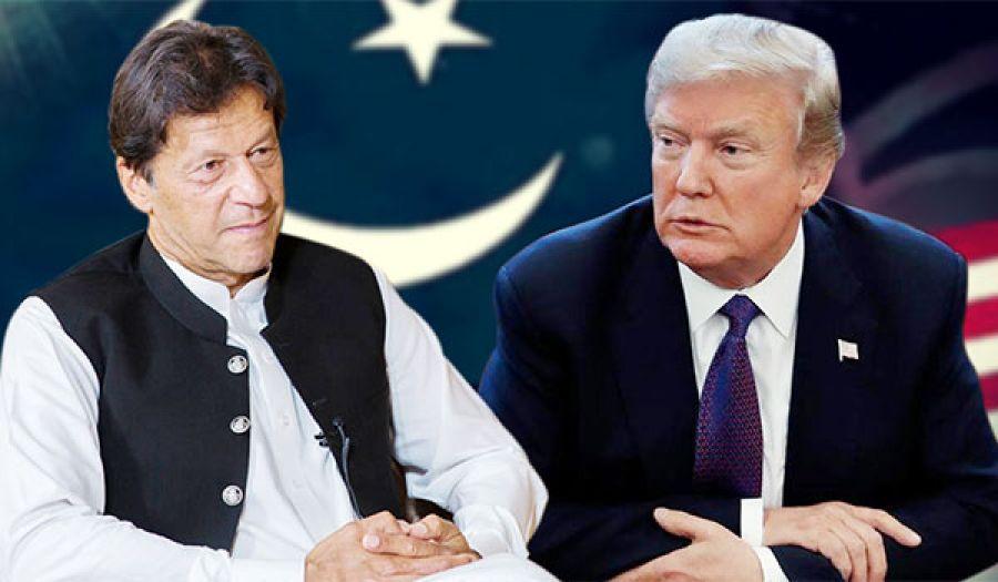 حزب التحرير/ ولاية باكستان  نظام باجوا/ عمران يصر على التحالف مع أمريكا عدوة الإسلام والمسلمين
