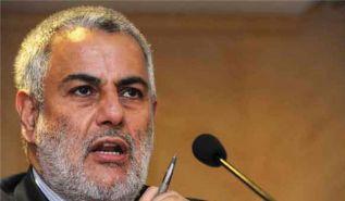 رئيس الحكومة المغربية ينفي الصفة الإسلامية عن حكومته وحزبه   بنكيران: حكومتي وحزبي ليسا إسلامييْن