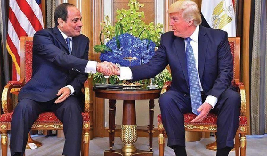 السيسي دكتاتور ترامب المفضل وأهل الكنانة هم القربان!