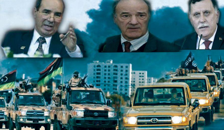 السباق نحو مدينة سرت يعكس سخونة الصراع الدولي على ليبيا