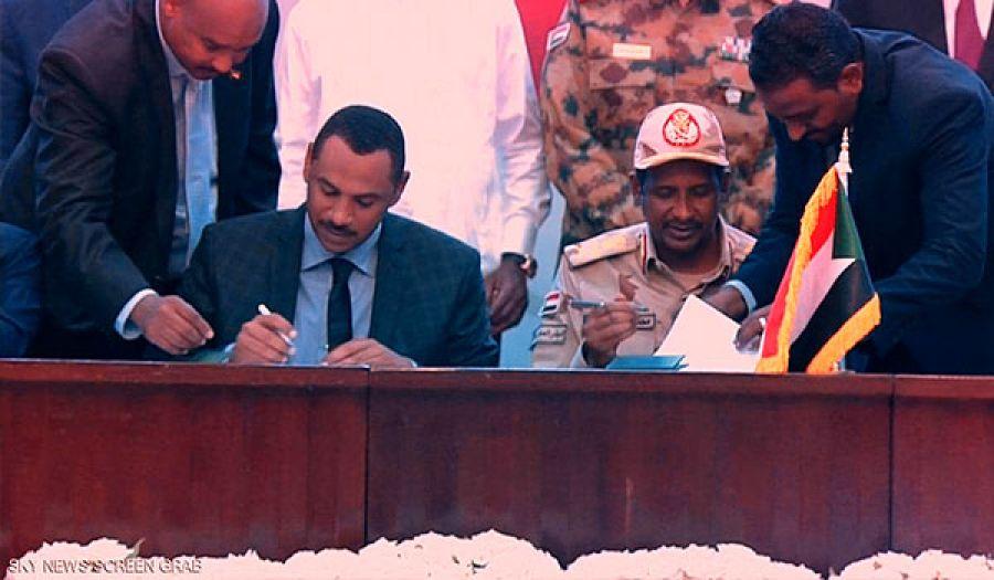 الحكومة الانتقالية في السودان محاصصات سياسية وجهوية تحمل بذرة الفشل والتمزق