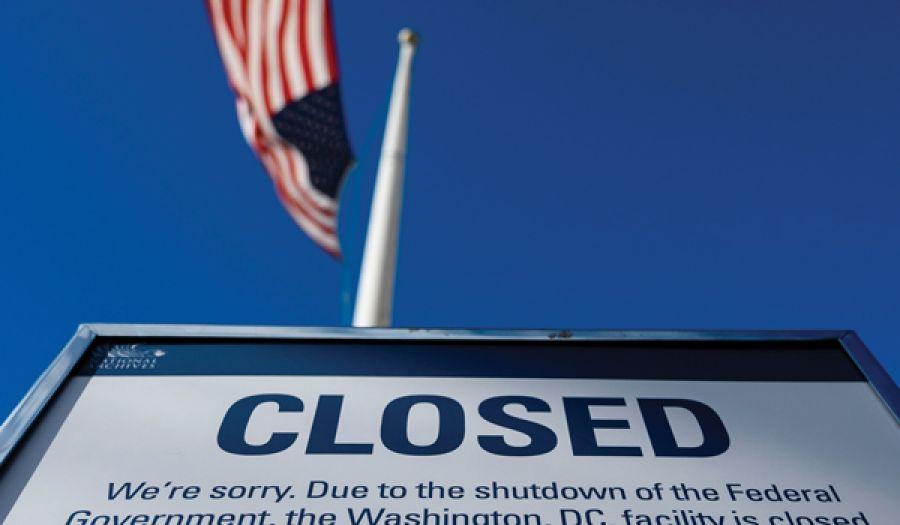 إغلاق جزئي للحكومة الفدرالية الأمريكية