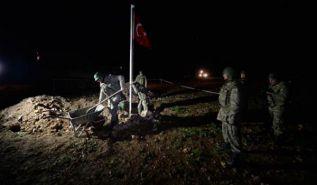 الجيش التركي ينقل رفات سليمان شاه من سوريا